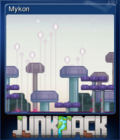 Junk Jack Card 10