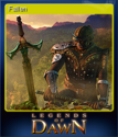 Legends of Dawn Card 3