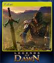 Legends of Dawn Card 3