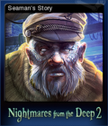 Nightmares from the Deep 2 The Siren's Call Card 6