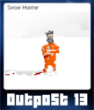 Outpost 13 Card 1