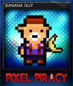 Pixel Piracy Card 1