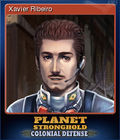 Planet Stronghold Colonial Defense Card 3