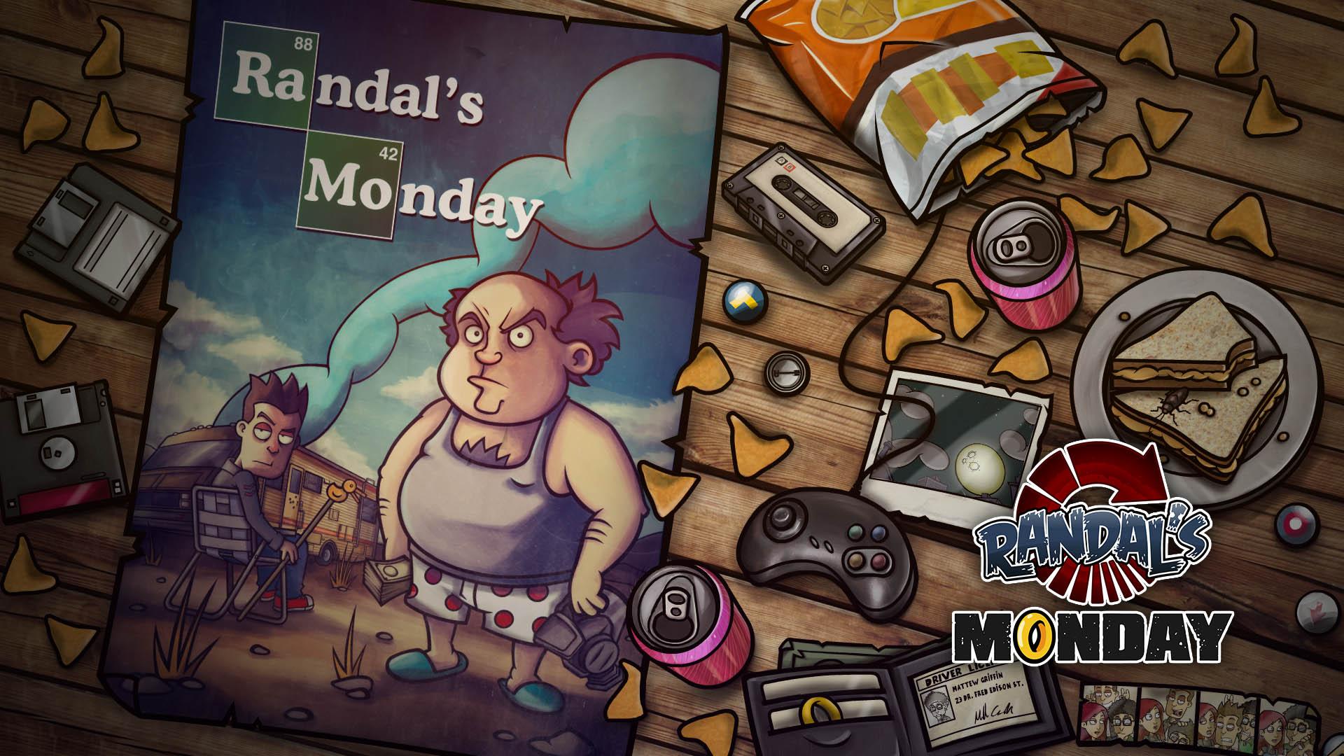 image randals monday artwork 1 jpg steam trading cards wiki
