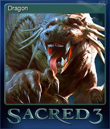 Sacred 3 Card 08