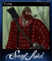 Sang-Froid - Tales of Werewolves Card 3
