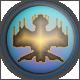 Sky Mercenaries Badge Foil