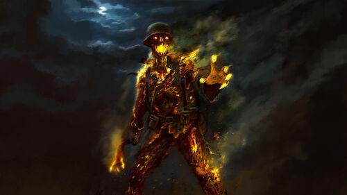 Sniper Elite Nazi Zombie Army 2 Artwork 6