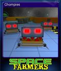Space Farmers Card 2