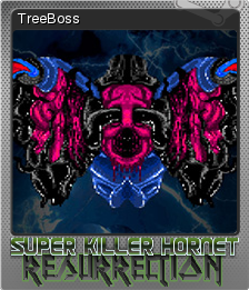 Super Killer Hornet Resurrection Foil 06