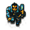The Chaos Engine Emoticon Gent