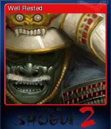 Total War SHOGUN 2 Card 6