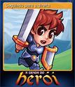 A Lenda do Herói Card 5