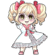 A Little Lily Princess Badge 1