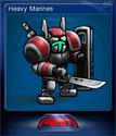 Alien Robot Monsters Card 3