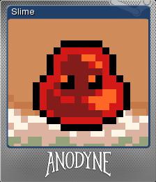 Anodyne Foil 1