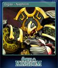 Aura Kingdom Card 3