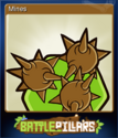 Battlepillars Gold Edition Card 12