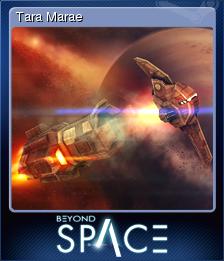 Beyond Space Card 2