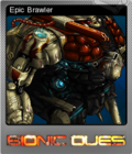 Bionic Dues Foil 3