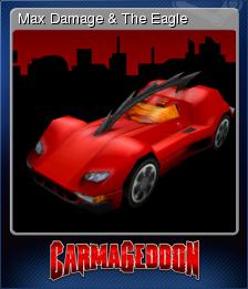Carmageddon Max Pack Card 3