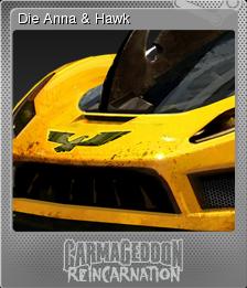 Carmageddon Reincarnation Foil 3