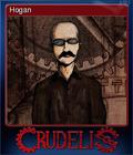 Crudelis Card 1