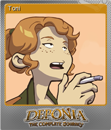 Deponia The Complete Journey Foil 3