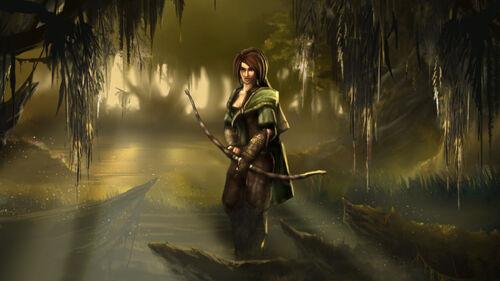 Fallen Enchantress Legendary Heroes Artwork 5