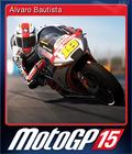 MotoGP 15 Card 1