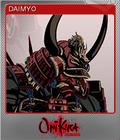 Onikira - Demon Killer Foil 3