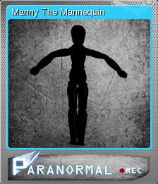 Paranormal Foil 4