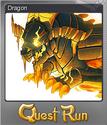 Quest Run Card 14 Foil