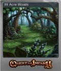 Quest for Infamy Foil 2