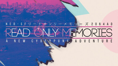 Read Only Memories Artwork 8