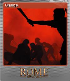Rome Total War Foil 2