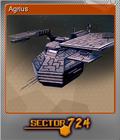 Sector 724 Foil 6