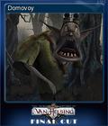 The Incredible Adventures of Van Helsing Final Cut Card 2