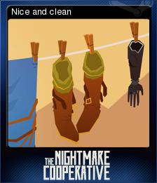 The Nightmare Cooperative Card 01