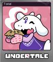 Undertale Foil 1