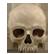 Whispering Willows Emoticon CatacombSkull