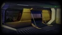AR-K The Great Escape Background HUB train