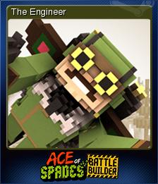 Ace of Spades Battle Builder Card 2