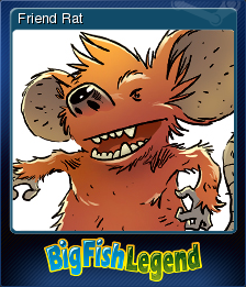 Big Fish Legend Card 2