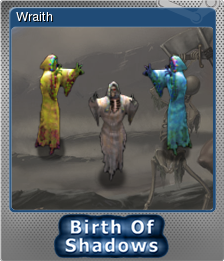 Birth of Shadows Foil 10