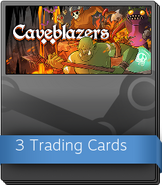 Caveblazers Booster Pack