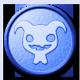 Chompy Chomp Chomp Badge 4