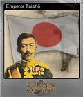 Colonial Conquest Foil 11