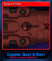 Cosmic Dust & Rust Card 1