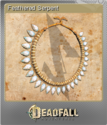 Deadfall Adventures Foil 14